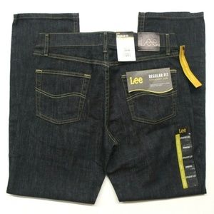 Lee Regular Fit Blue Jeans (2008997) Stinger 34x32
